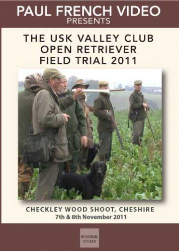 2011 Usk Valley 2 day Open Retriever Field Trial